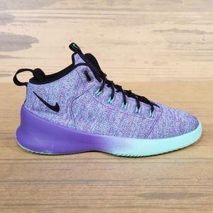 Nike Hyperfr3sh Turquoise Grape Purple Sneakers